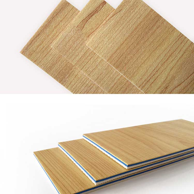 6mm Maple Wood Surface Multifunction Sports Flooring