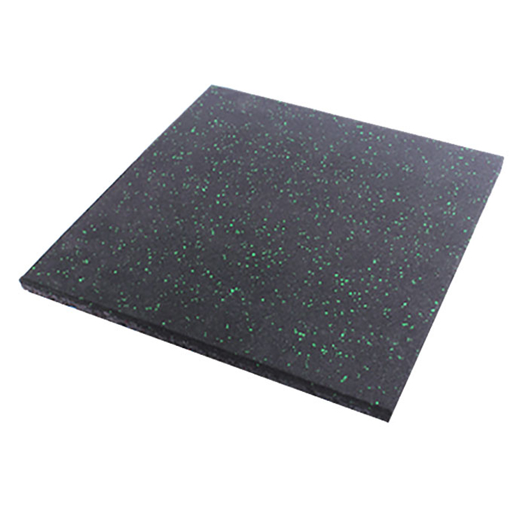 100% recycled vulcanized rubber mats for both residential and commercial use