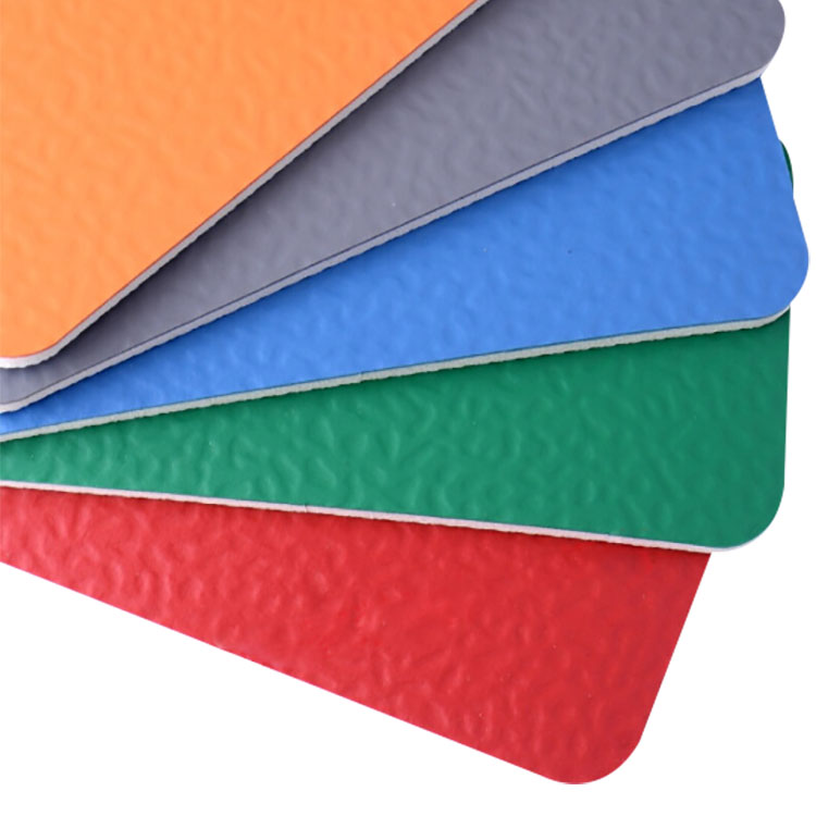 Coral Flex Surface European Standard Best Quality Multi Sports PVC Flooring