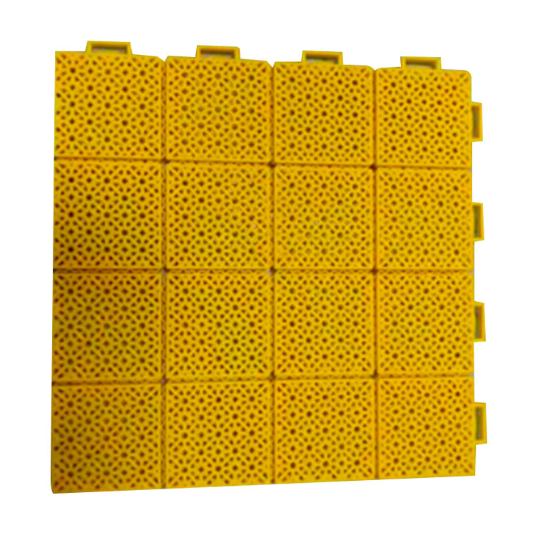 Comfortable Soft Connected Polypropylene Material PP Interlocking Tiles
