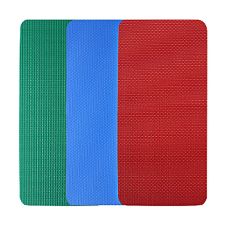 4.5mm Red Color Fabric Surface Table Tennis Sports Flooring
