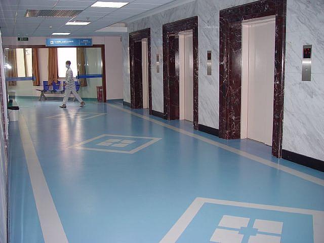 high-traffic commercial flooring