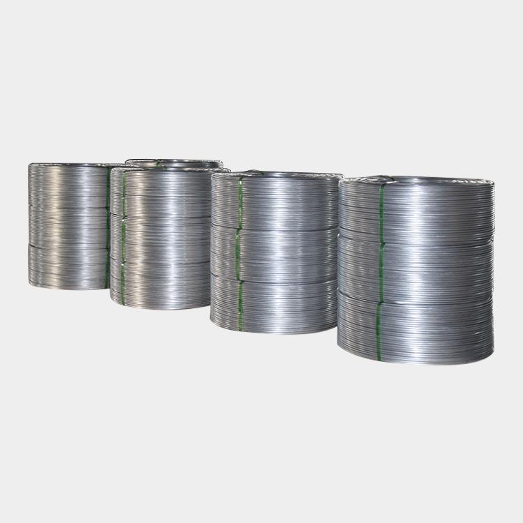 Aluminium Ruthenium coil