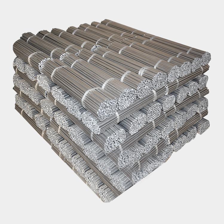 الألومنيوم التيتانيوم البورون قضيب