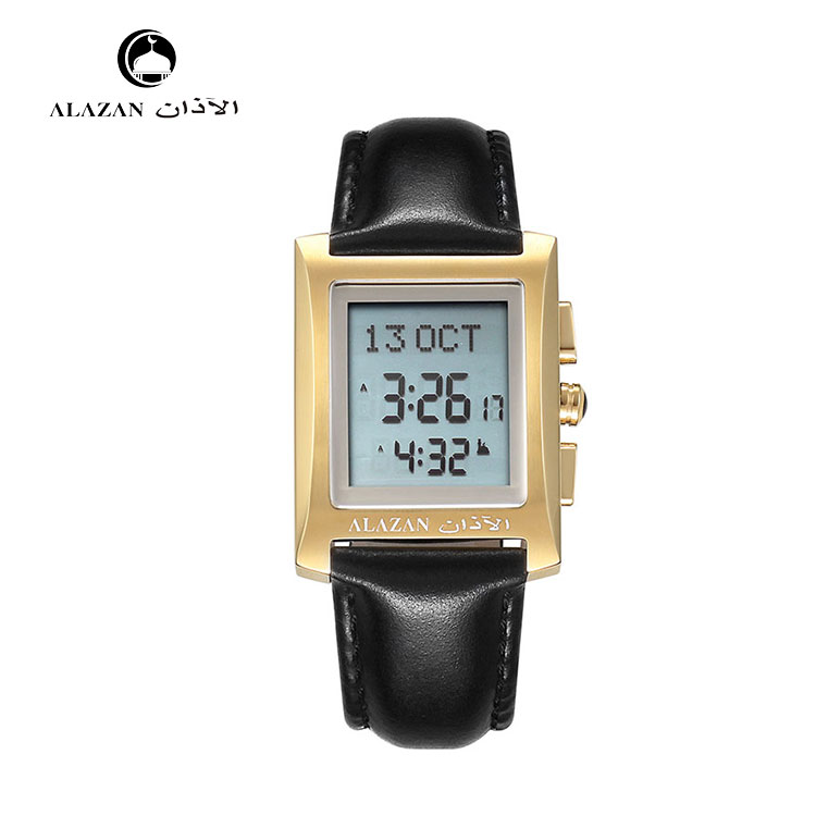 Prayer Qibla Compass Watch