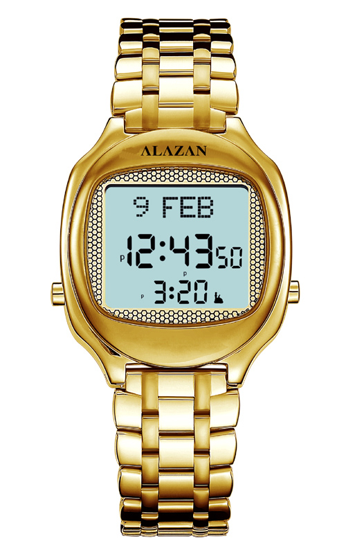 alazan alfajr alasr watches