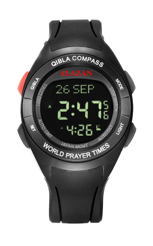 world qibla watches