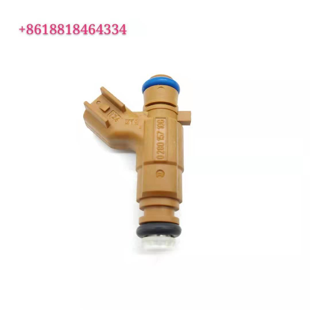 0280157106 12625902 Fuel Injector for Cadillac Saab