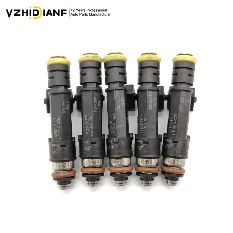 Fuel Injector 0280158827 for Fiat IVECO OPEL VAUXHALL VW 1996-10 1300cc