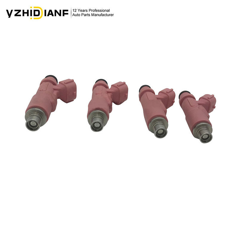 High Quality Automotive Fuel Injector Nozzle 23250-75080 23209-75080 For Toyota Prado 2700
