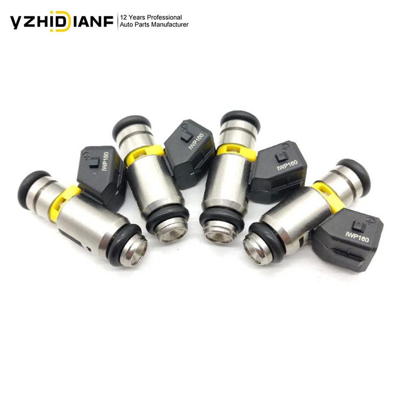 উচ্চ গুণ জ্বালানি injector 71724546 IWP160 IWP -160 জন্য টয়োটা HILUX 3.0 D4d