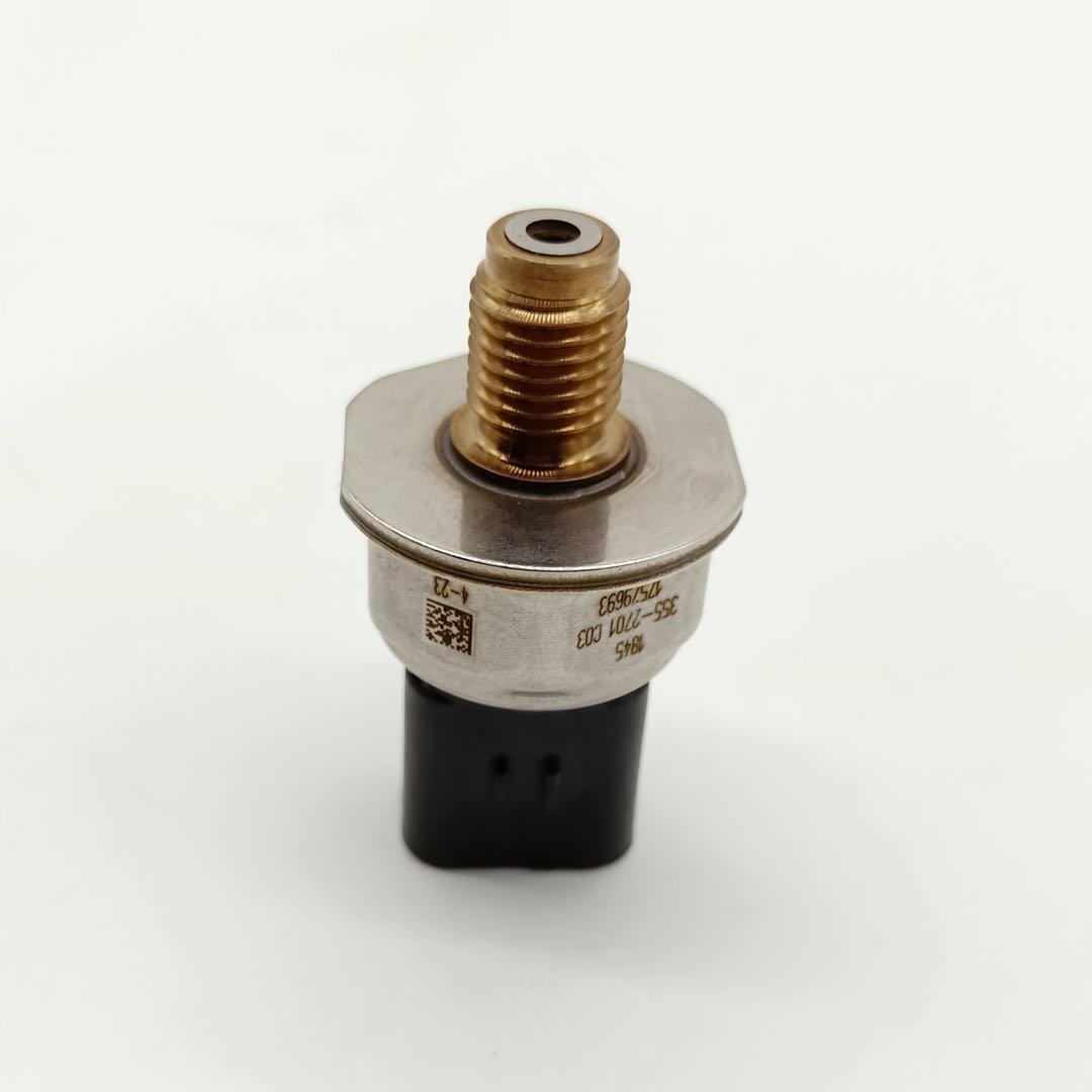 5PP423 3552701 Fuel Rail Pressure Sensor 5PP4-23 355-2701 for CAT