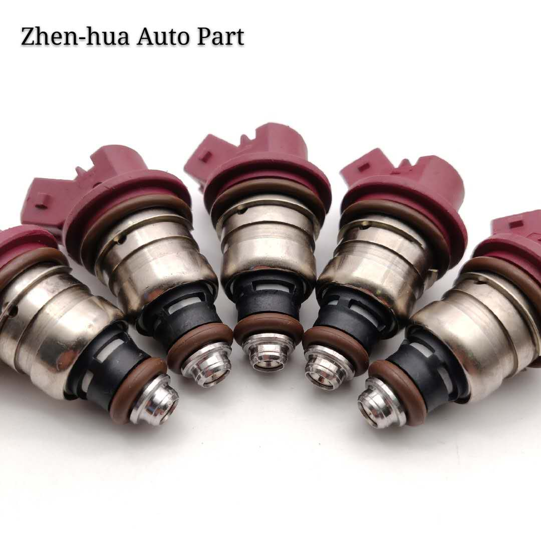 75-90-115-200-225 7590115200225 804528 37001 Fuel Injector for Mercury Mariner Outboard