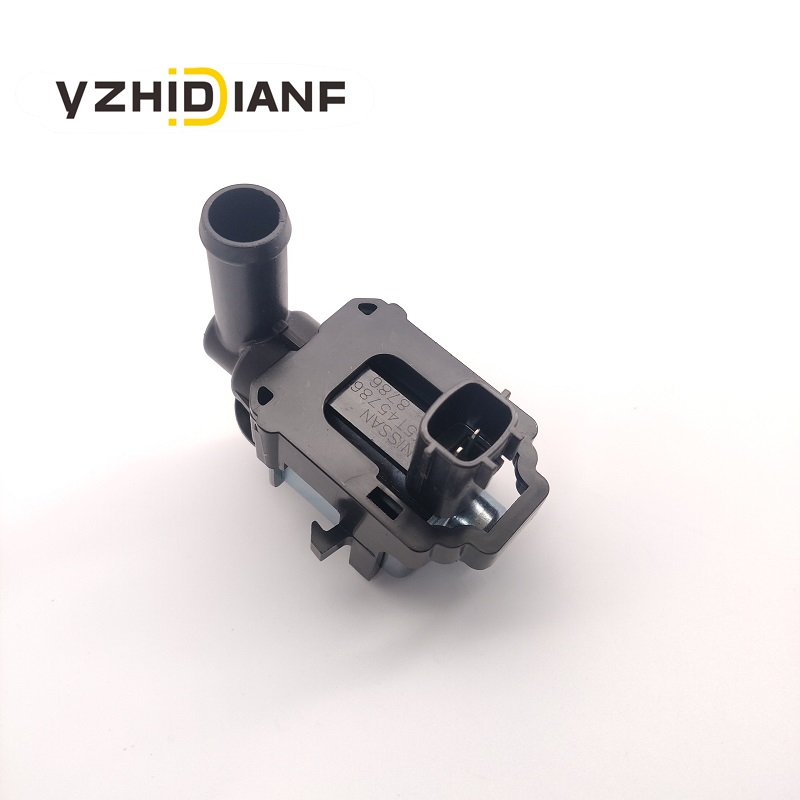 Vapor Canister Purge Solenoid Valve 14935JF00A 14935-JF00A For Nissan Infiniti