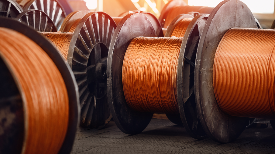 Copper prices hit high level. Here's some reasons.