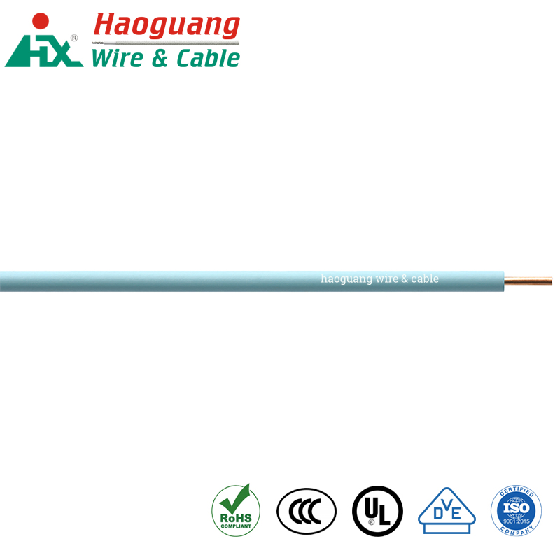 60227 IEC 05 06 BV RV PVC Normal Hook-up Wire