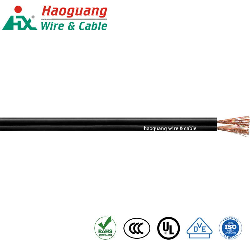 AWM 20288 Plastic Parallel Multi Core Cable for Appliance Wiring