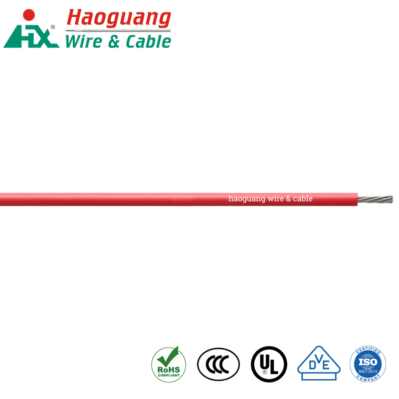 UL 3135 Silicone Rubber Single Core Cable for Appliance