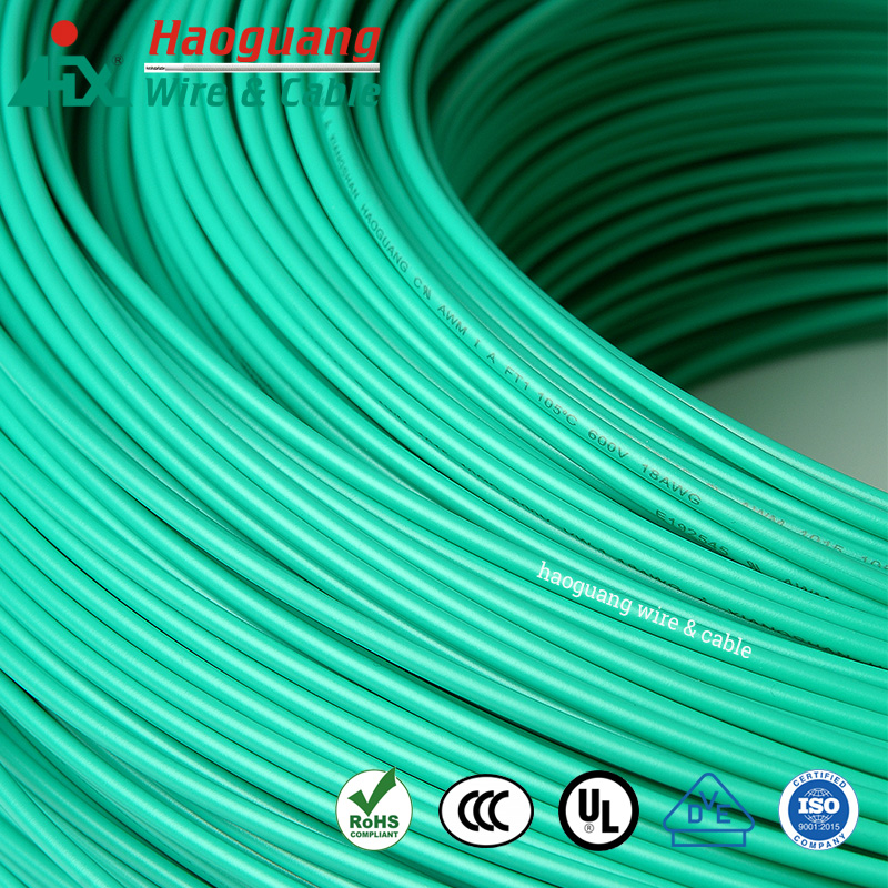 UL AWM 1015 PVC Normal Hook-up Wire