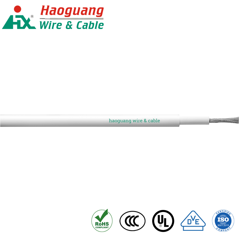 VDE H05SS-K Silicone Rubber Double Insulated Single Core Cable