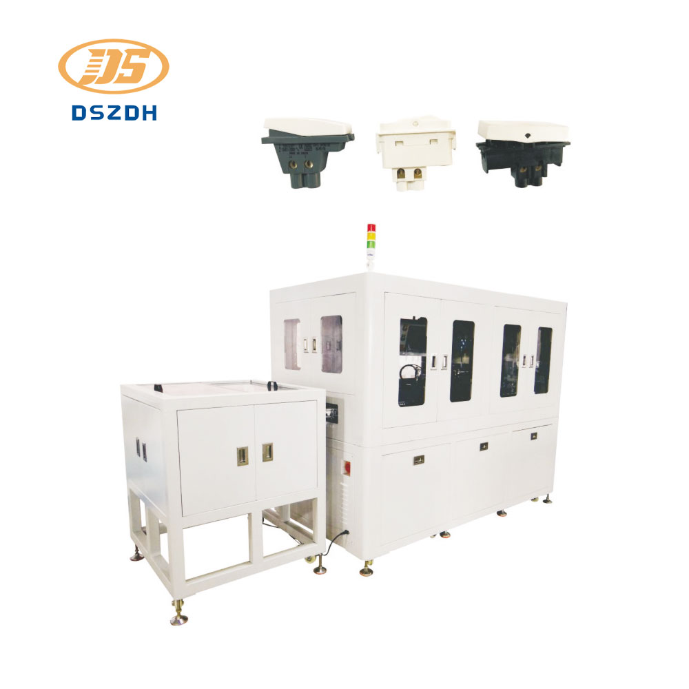 The definition and components of the automatic assembly machine