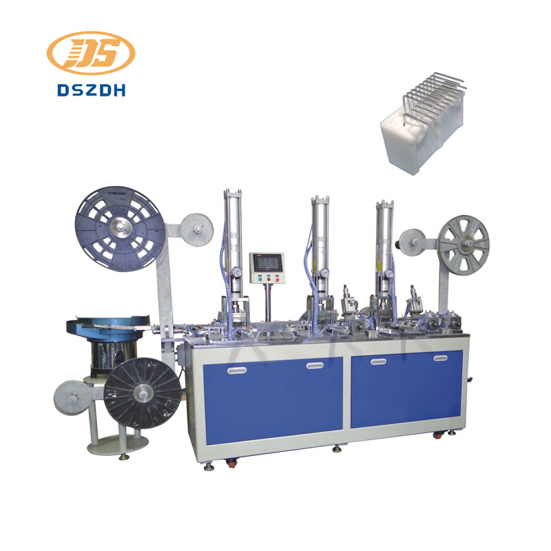 Automatic Automotive Connector Pin Inserting Machine