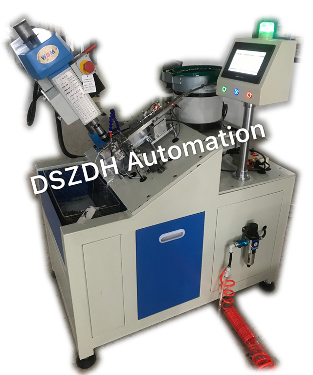 Automatic Double Tapping Head Tapping Machine