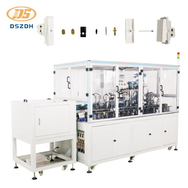 Automatic Wall Switch Assembly Machine