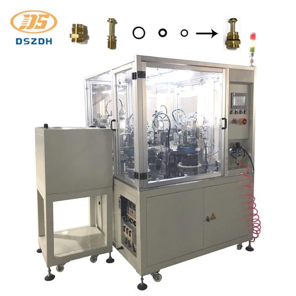 Inner Hexagon Regulating Valve Automatic Assembly Machine