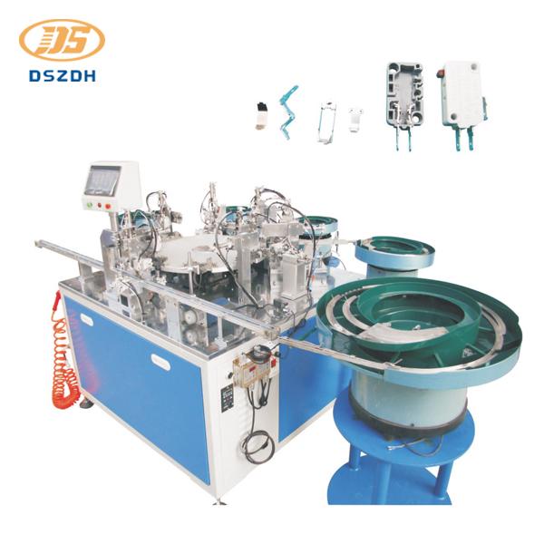 KW3 Micro Switch Automatic Assembly Machine