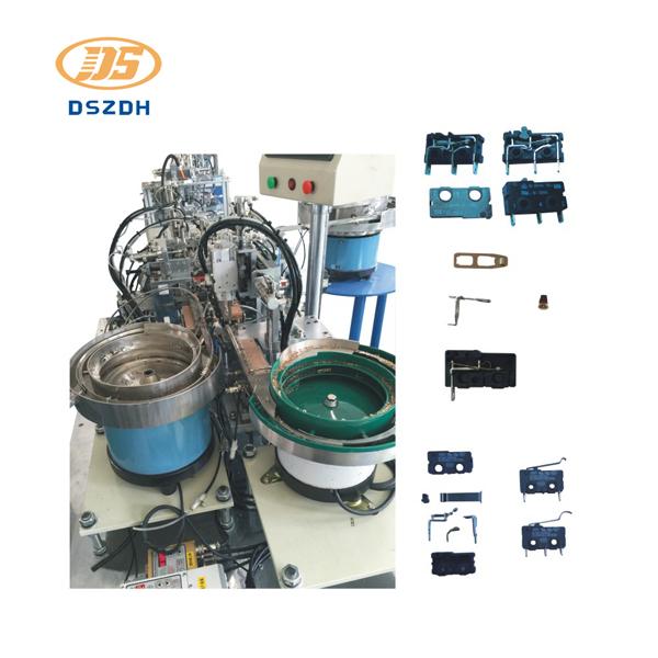 KW4 Micro Switch Automatic Assembly Machine