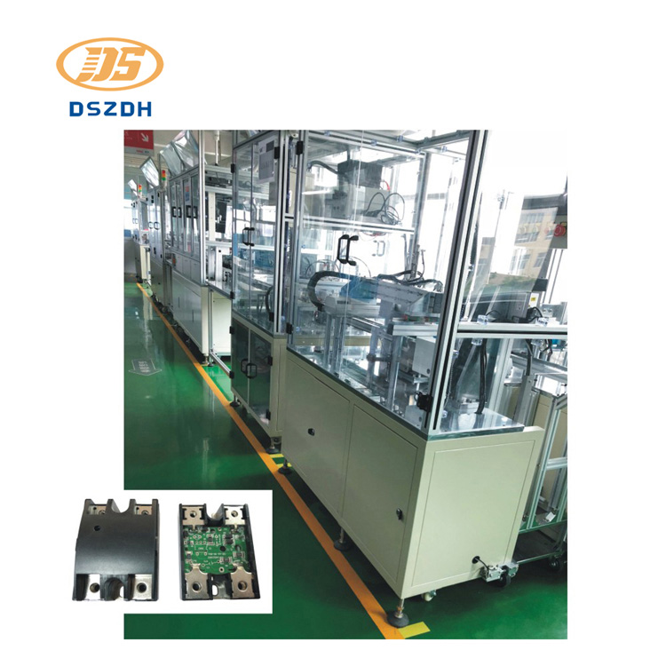 Single Phase Solid State Automatic Assembling Machine