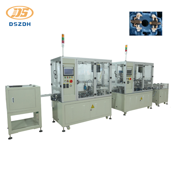Universal Transfer Switch Automatic Assembly Line