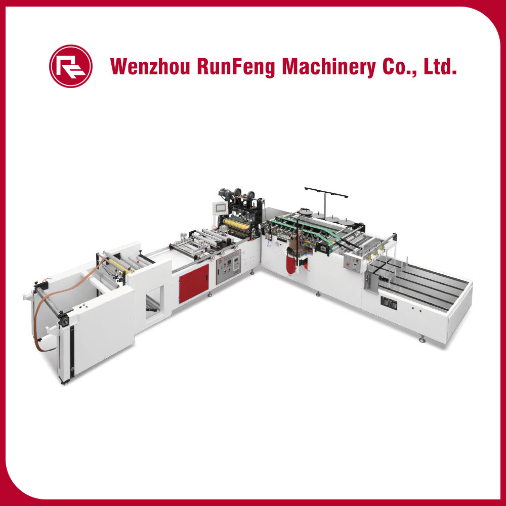 High speed Cutting And Sewing Machine Hot Cutting