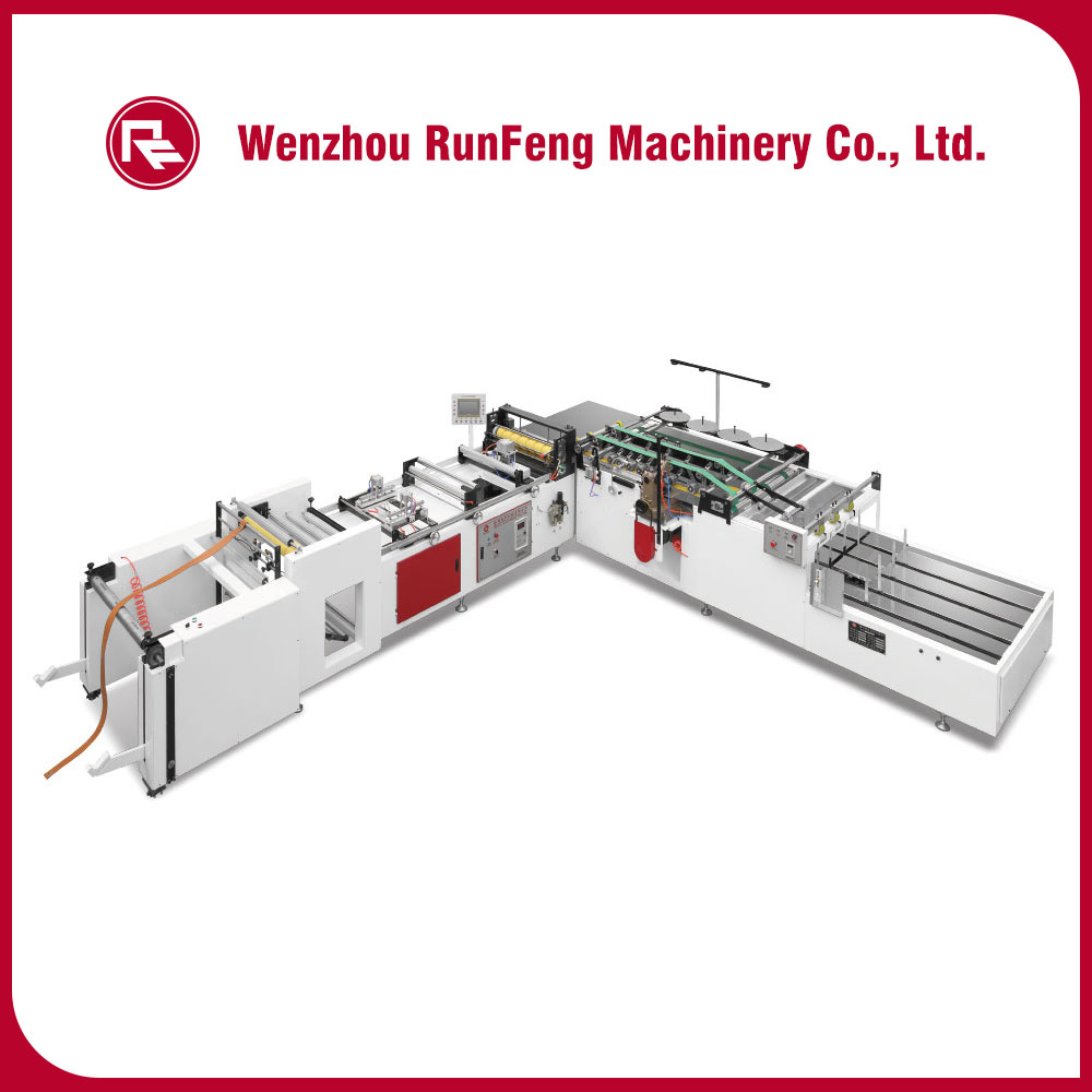 High speed Cutting And Sewing Machine Cold Cutting