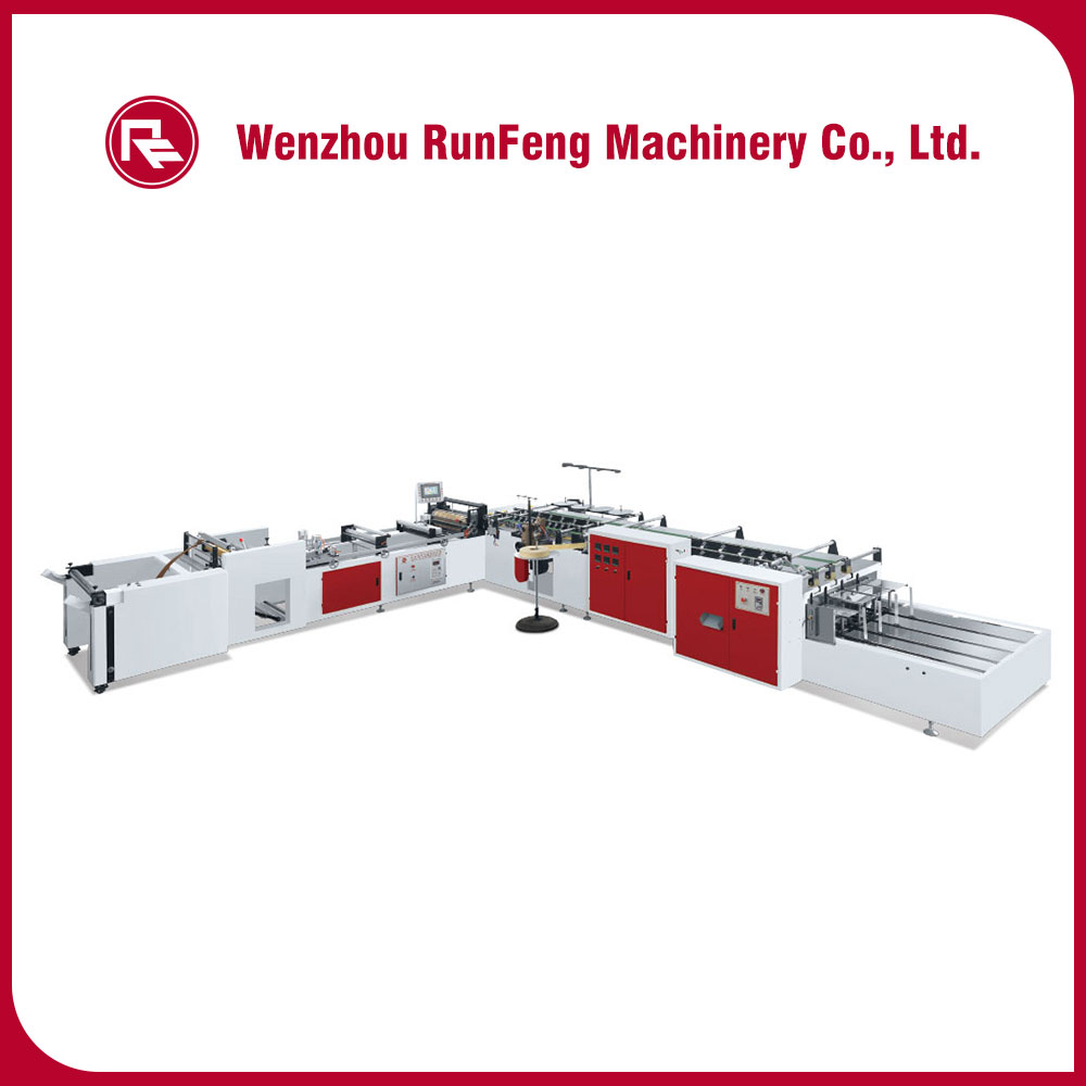 Automatic Cutting Sewing Sealign Machine