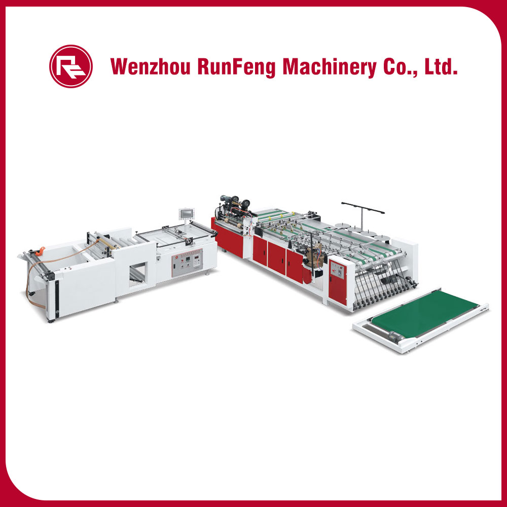 Full-automatic Hot And Cold Cutting Sewing Machine Roller Type