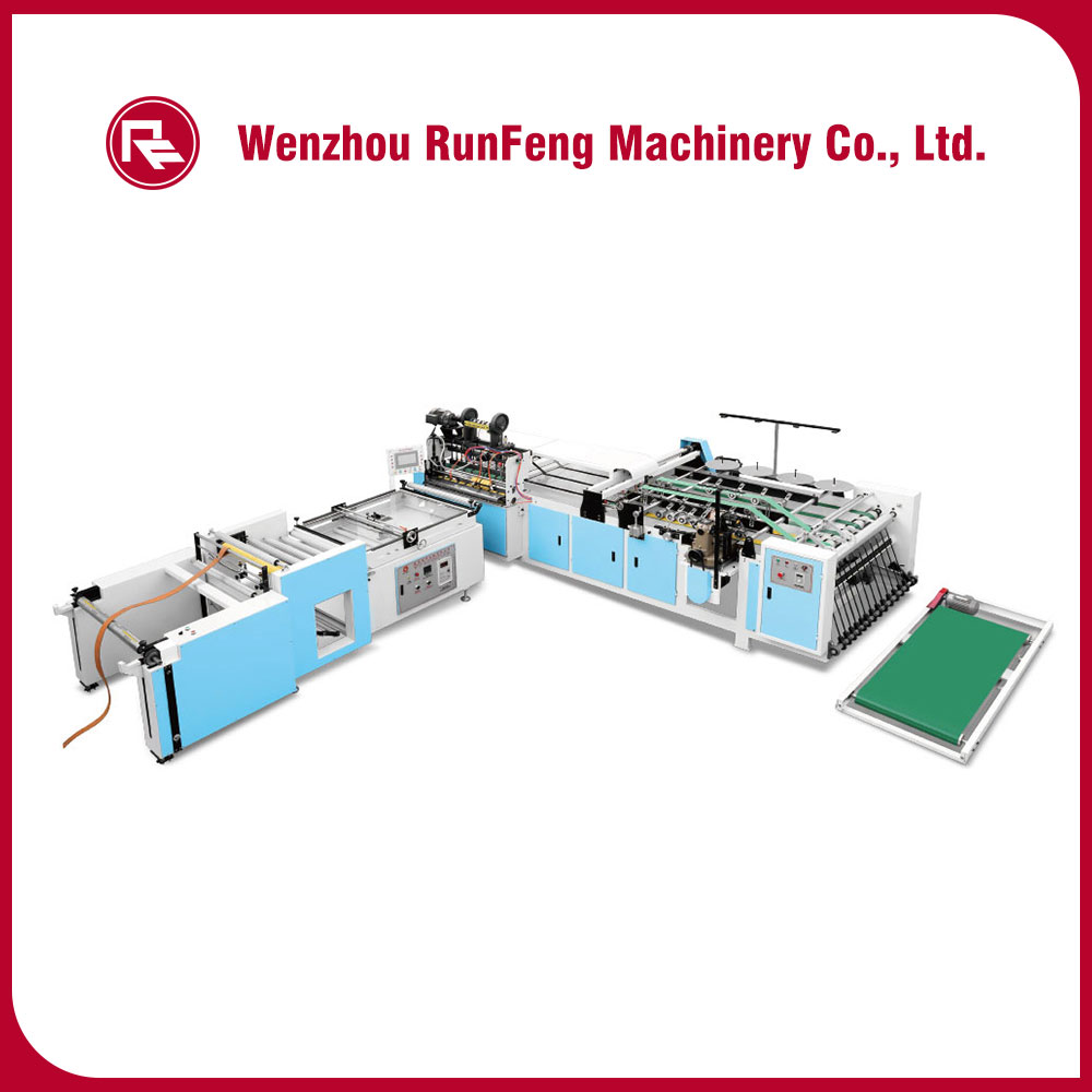 Full-automatic Hot Cold Cutting Sewing Machine Manipulator