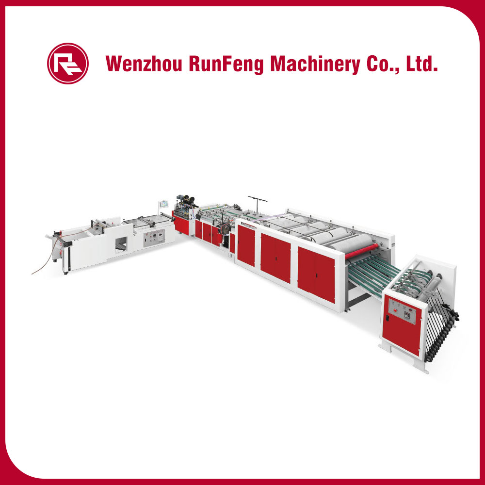 Automatic Cutting Sewing Printing Machine