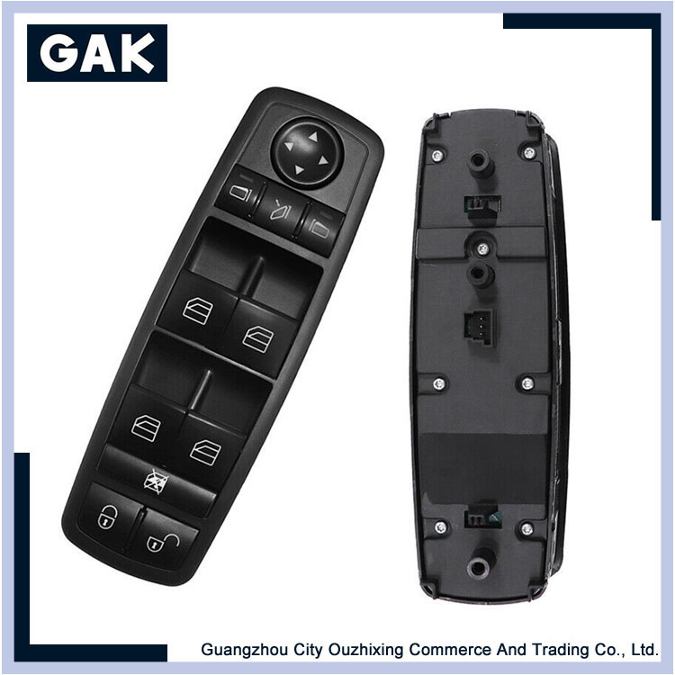 A1698206710 For Mercedes-benz A B Class W245 Front Electric Power Window Switch