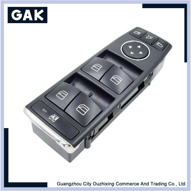 Window Master Control Switch for Mercedes 2049055402 2128208310 A1669054400
