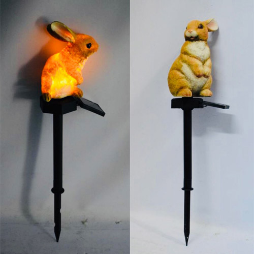 Solar Rabbit light