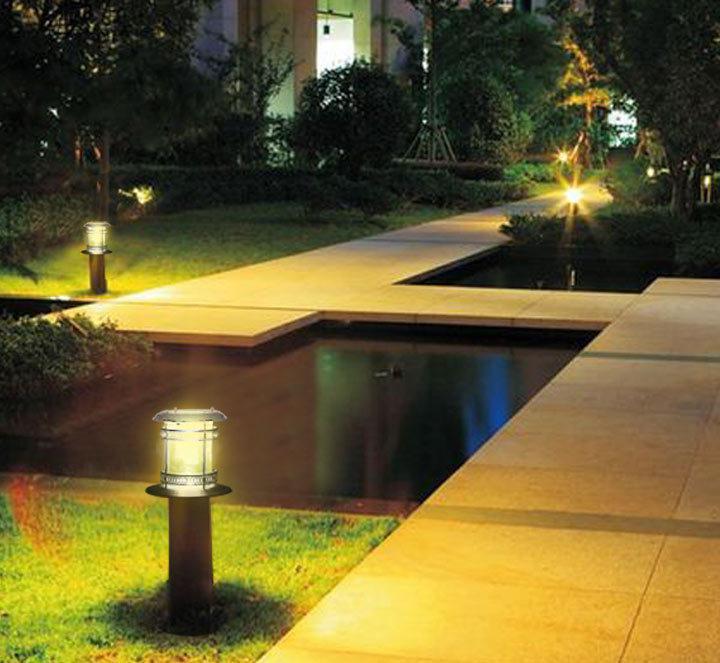 Solar LED Grădină Ușoară Avantaj