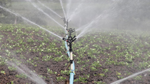 Development process of greenhouse watering system