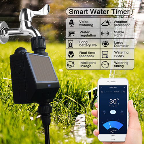 QT-05 Irrigation timer system-Automatic water timer