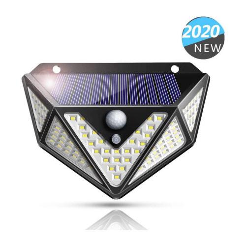 Solar Wall Sensor Light-SL109