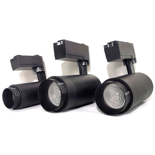10W dimmable led track light