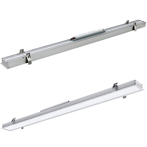 Recessed led linear lighting 600mm