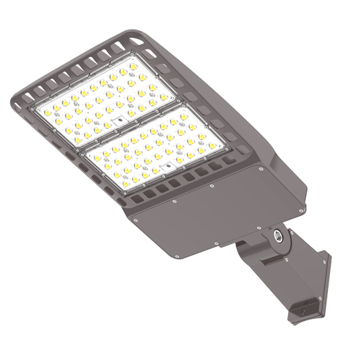200w led shoebox street light