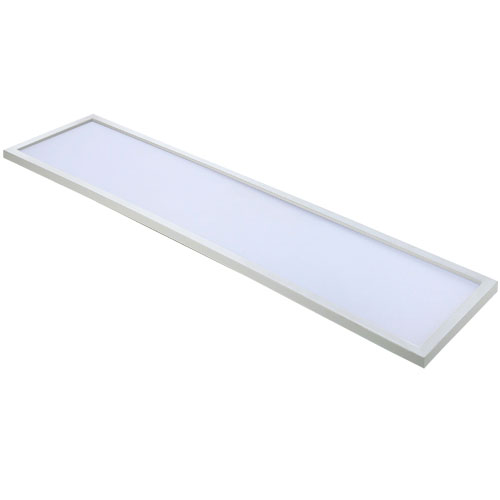 36w 48w 1200x300 Led Lampu Panel Datar 1x4